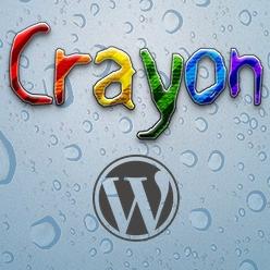 WordPressプラグインのCrayon
