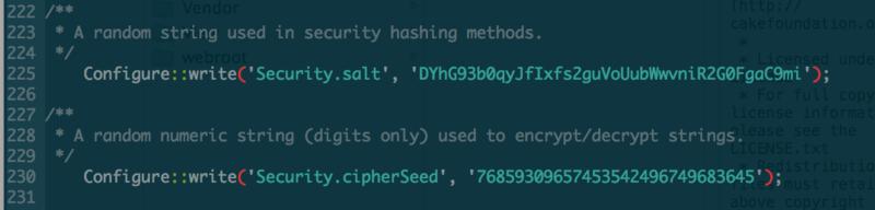 MacにCakePHPの環境を構築する方法まとめ3